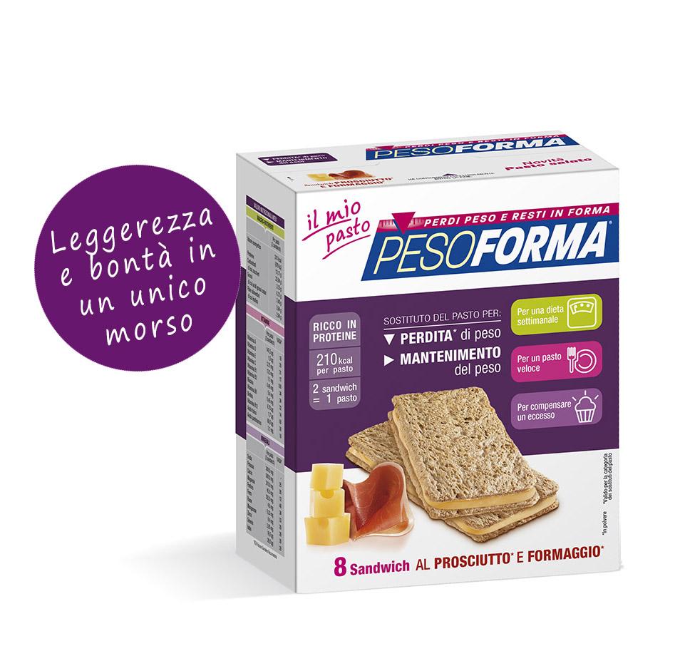 sandwich-prosciutto-formaggio- pasto-sostitutivo-pesoforma