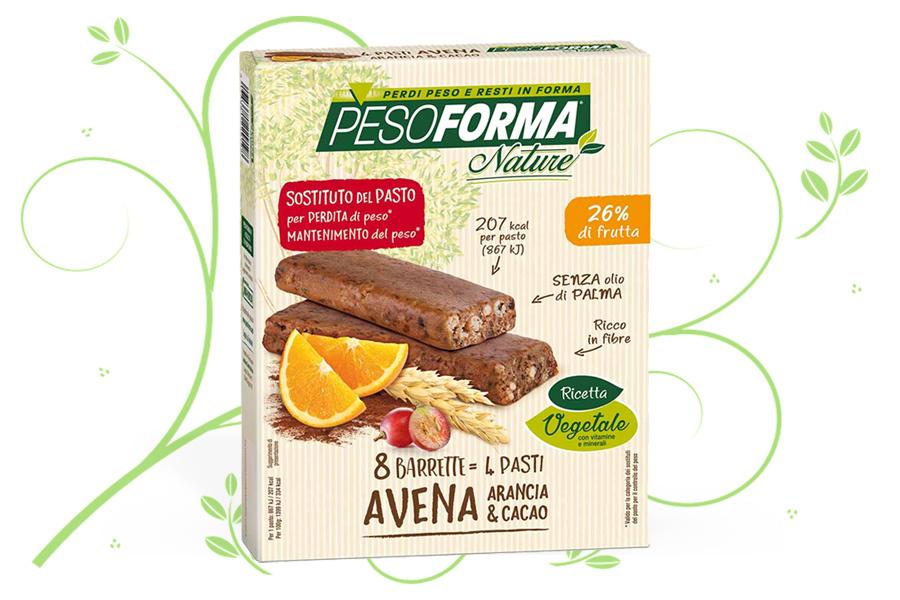 barrette-avena-arancia-cacao-pesoforma-nature