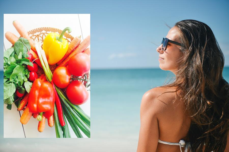 frutta-e-verdura-abbronzatura