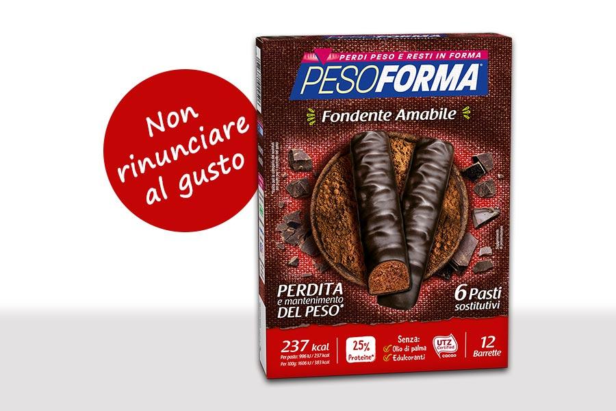 Pesoforma-cioccolato-amabile