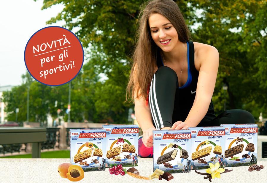 pesoforma-beactive-snack-proteici-sport-vita-attiva