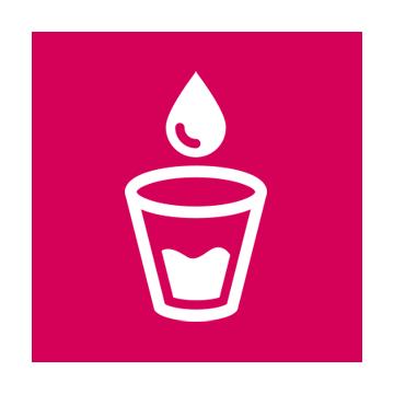 Bevi almeno 2 litri di acqua al giorno