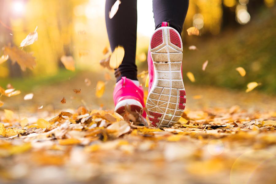 Sport da praticare in autunno Pesoforma